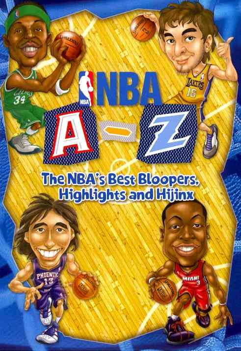NBA:Z BLOOPERS BY O'NEAL,SHAQUILLE (DVD)